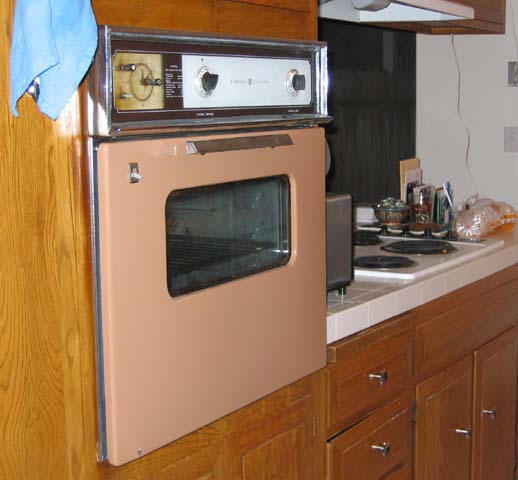 The 1920's Oven - Unfortunately they won't let us throw this off a high.